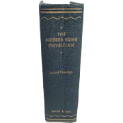 The Modern Home Physician of 1934