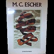 M.C. Escher 29 Prints Illusions