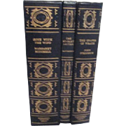 Set of 3 American Classics from International Collector's Library Gone with the Wind, The ...