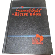 Household Searchlight Recipe Book1958 Printing