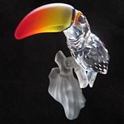 REDUCED Swarovski Miniature Toucan