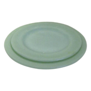 Fire King Oven Ware Jadeite Luncheon Plate and Bread/Dessert Plate