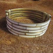 """Vintage """"Mother of Pearl"""" Bracelet"""