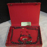Vintage Jade Dynasty Collection Jewelry