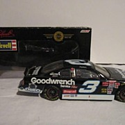 Dale Earnhardt Limited Edition Die Cast Race car