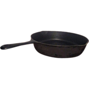 "Griswold 7"" Cast Iron Skillet"