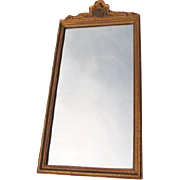 Gilt Wood Framed Mirror
