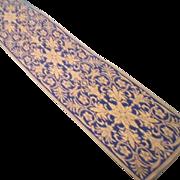 Tapestry Table Runner 6 Feet long