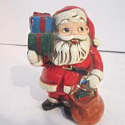 Vintage Hand-Painted Santa Bank by Ardco