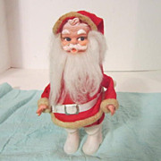 Vintage Santa Christmas Tree Ornament