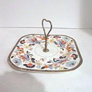 Vintage Handpainted Tid-Bit Tray