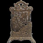 Wrought Iron Letter Holder