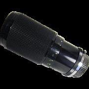Telescopic Camera Lens Toyo Optics