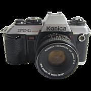 Konica Hexanon AR 50 mm Camera