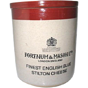 Denby English Crockery Blue Cheese Pot from Fortnum & Mason Ltd.