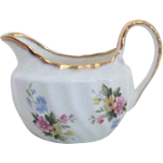 Taylor & Kent English Fine Bone China Creamer Elizabethan Pattern