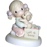 Precious Moments You Just Can't Replace a Good Friendship Figurine #488054