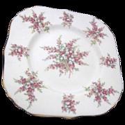 Hammersley Bone China Dessert Plate