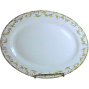 Theodore Haviland Large Platter from Limoges France