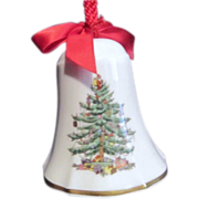 Spode Fine Bone China Christmas Bell 6th in Series