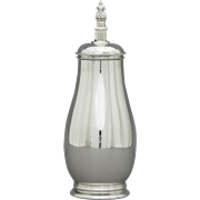 Royal Danish Sterling Silver Cocktail Shaker by International