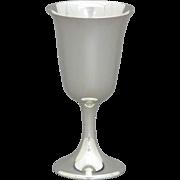 "Gorham Sterling Silver ""272"" Water Goblet"