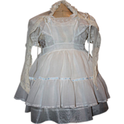 SOLD Hard to Find Four Piece First Communion Ensemble 1940s