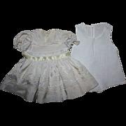 SOLD Ideal Saucy Walker Dress 1952