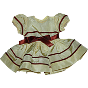 SOLD Original Tagged Terri Lee Doll Dress 1950s