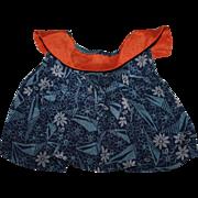 Darling Crepe Dress Effanbee Patsy 1930s