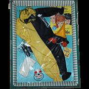 Rare Factory Sealed Ken doll Masquerade #794 Mattel outfit 1963-4
