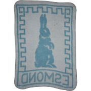 Esmond Doll Blanket for Dy-Dee Baby