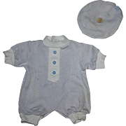 Two Piece Tagged Thumbelina Doll Outfit