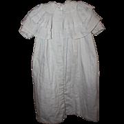 SOLD Antique Long Baby Coat 1910
