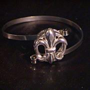 Artisan Bracelet - Fleur di lis