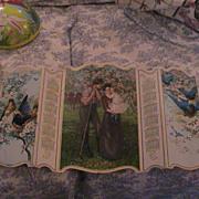 1904 Youths' Companion Calendar - 3 part