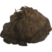Beautiful Antique Kestner Wig