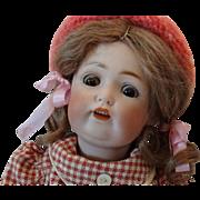 """Wonderful 1920's Kestner Character Doll marked 260, 12"""""""