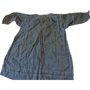1910 Plain Large Antique Dress