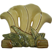 McCoy Triple Lily Vase