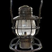 Denver & Rio Grande Lantern with Frisco Globe