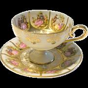 Superb Porcelain Royal Vienna Demitasse