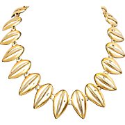 REDUCED Anne Klein Cleopatra Style Necklace