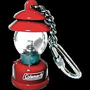 Miniature Red Coleman Lantern Key-chain