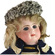SALE Steiner Le Parisien Doll 12 inches - C. 1885