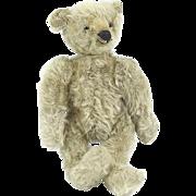 Small Vintage Mohair Teddy Bear, Probably German