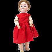 Antique Morimura Brothers Bisque Head Doll