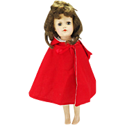Vintage Hard Plastic Mary Hoyer Doll