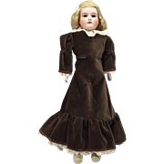 Antique A. M. 370 Bisque Head Doll