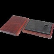 Vintage Chinese Stone Ink Tablet IOB